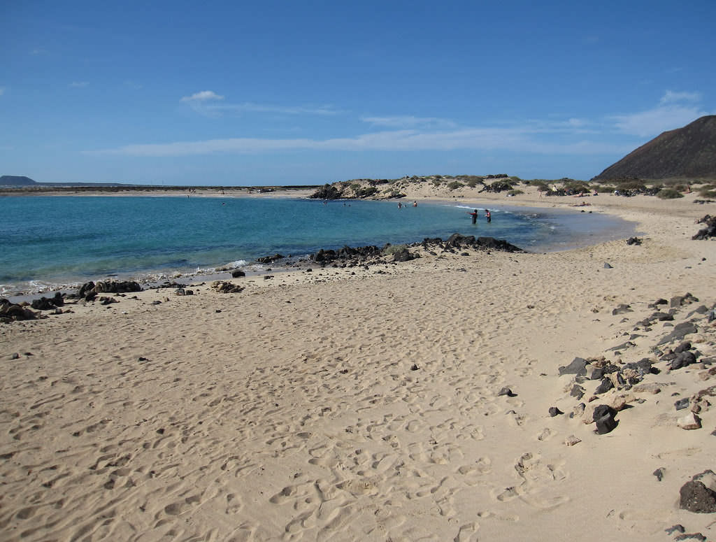beach of la concha