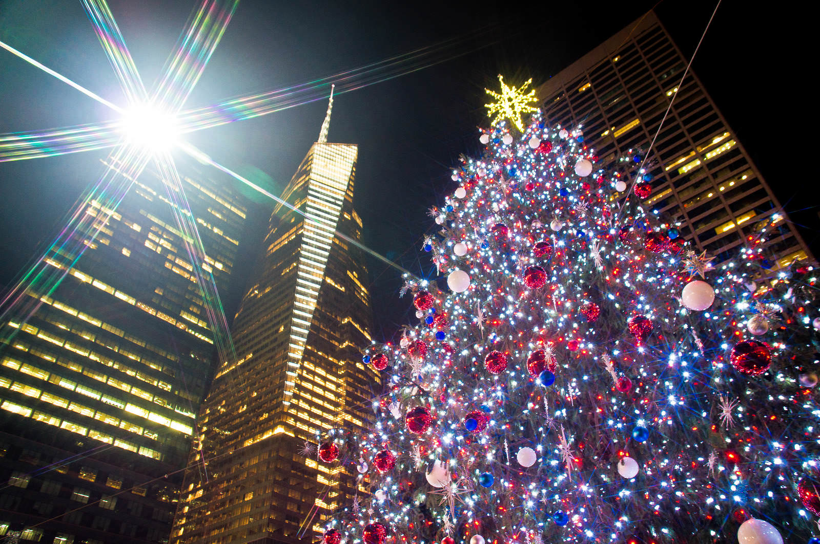 christmas in new york - Best Places To Spend Christmas In Usa