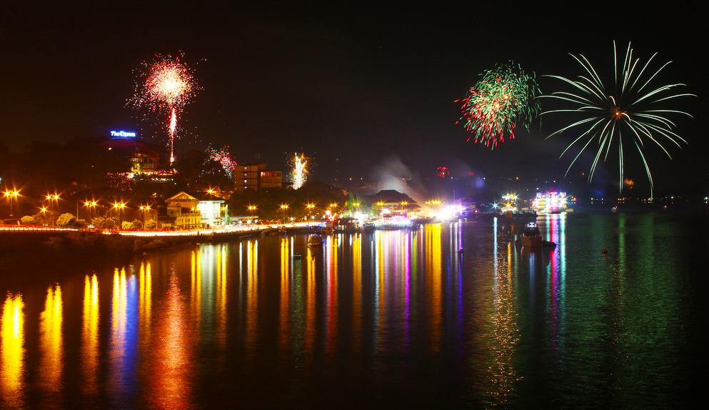 New Year Celebration in Goa