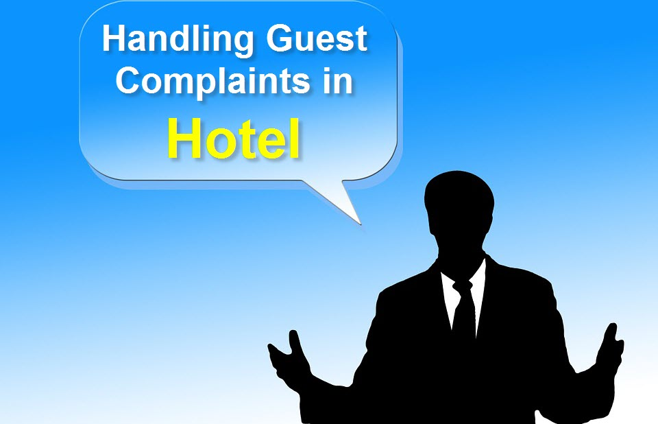 guest complaints in hotel