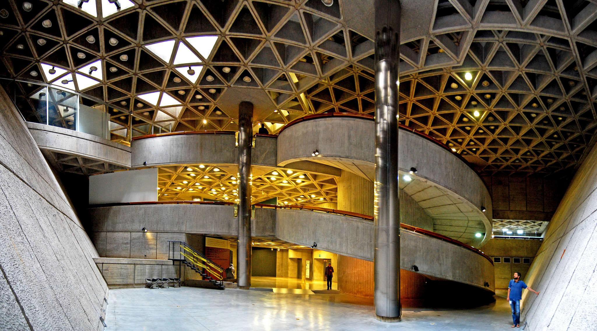 pre columbian gold museum